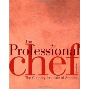 NWT The Professional Chef 8th Edition